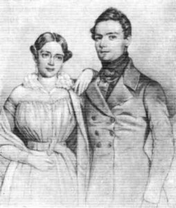Natalia and Ivan Kireyevsky
