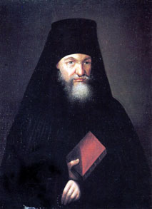 Portrait of Elder Makary of Optina