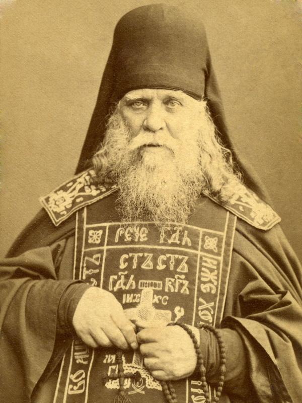 Elder Anatole (Zertsalov)
