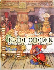 blini-dinner